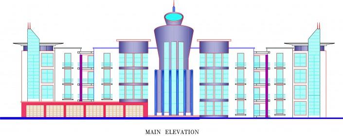 Main Elevation